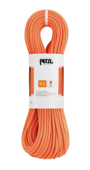 Petzl Volta Klatrereb 9,2 mm x 60 m orange